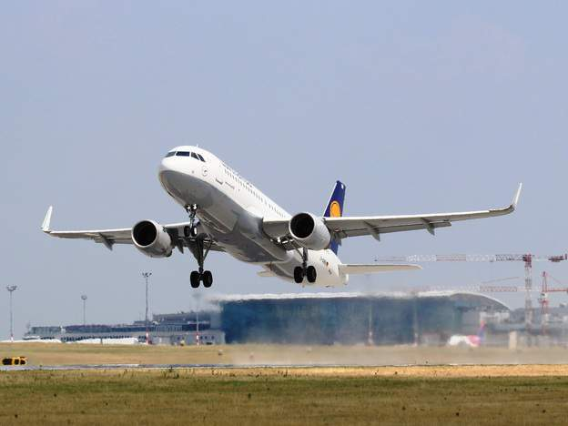 Lufthansa to increase capacity by one third between Frankfurt and Budapest