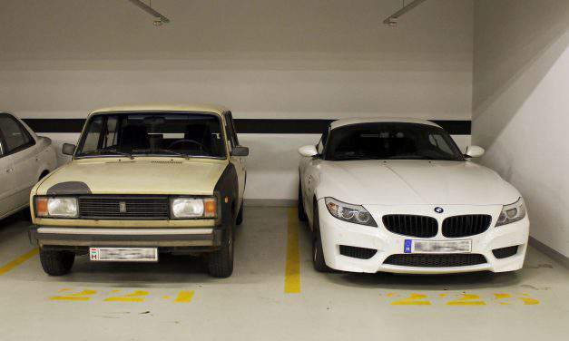 Three-fourths of Hungarian families use 10+ year old cars