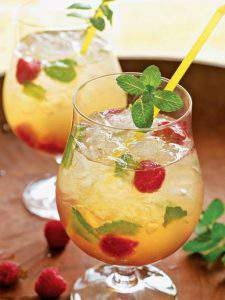 pálinka cocktail