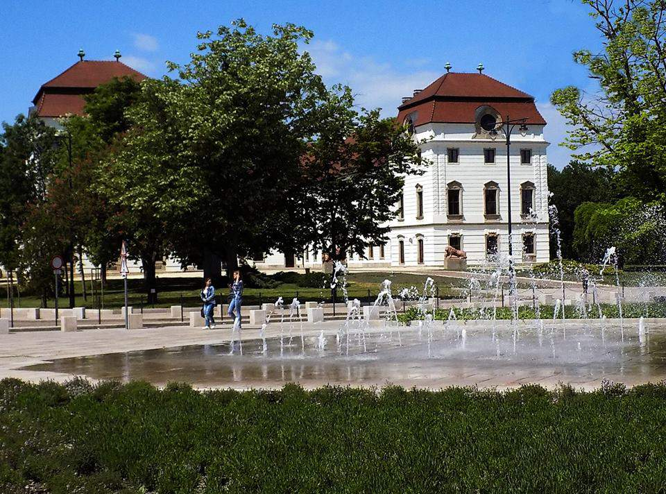 Pápa kastély Esterházy castle