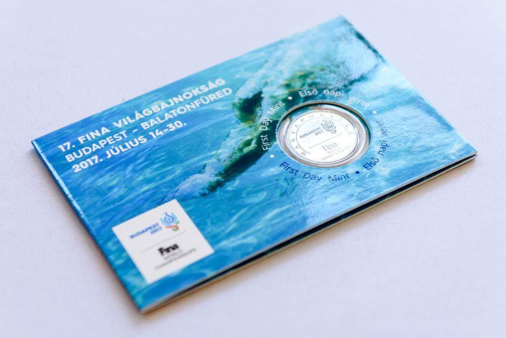 forint FINA coin