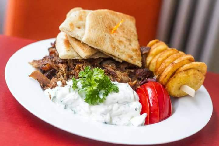 The Best Gyros Spots In Budapest