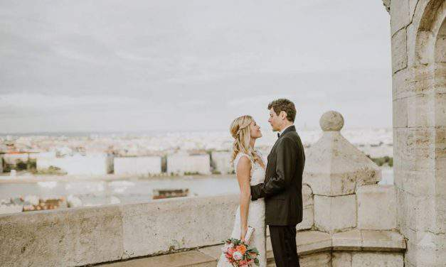 5 wonderful places to get married in Budapest