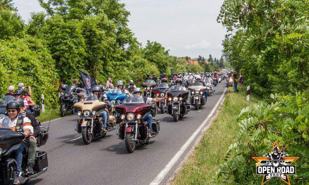If you love Harley-Davidson riders, you don't miss this festival