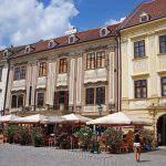 sopron hungary tourism café