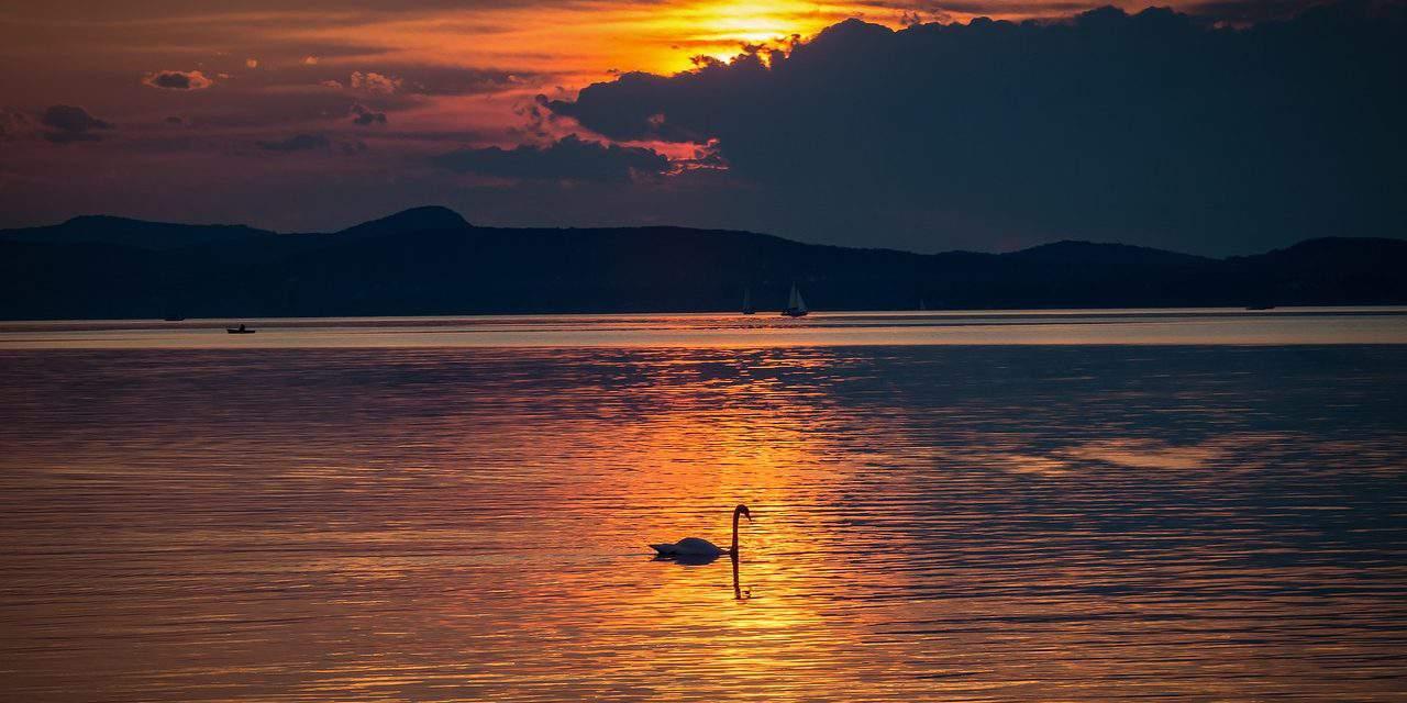 5 romantic date locations at Lake Balaton