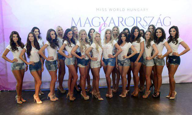 Are they really the most beautiful Hungarian women in 2017?