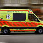 "Hungarian ambulance service on ""positive growth path"""