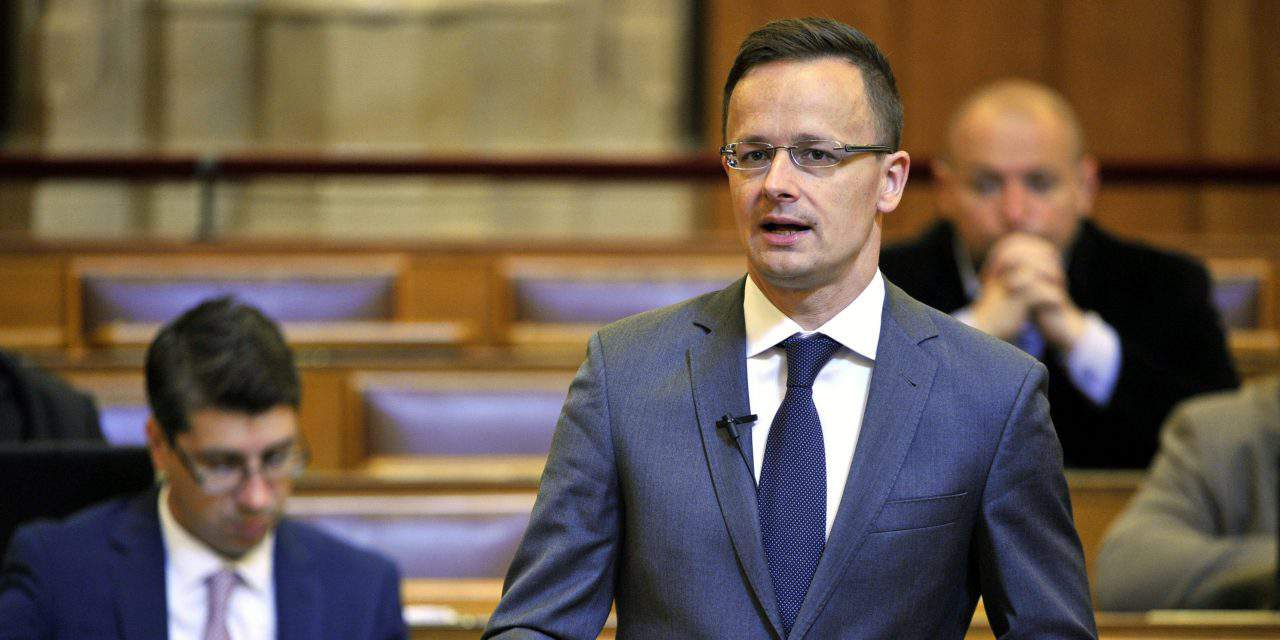 Hungary rejects European Commission blackmail