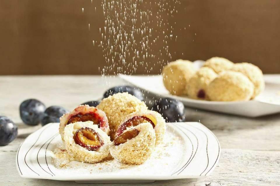 Recipe of the week: Hungarian plum dumplings