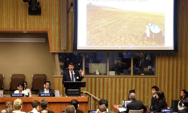 President Áder: Global water crisis becoming 'threatening reality'