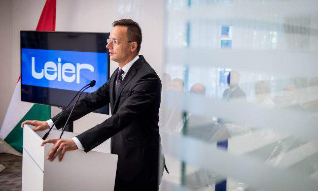 Leier Hungaria Ltd. to spend 23 million euros on expanding its Hungarian plants