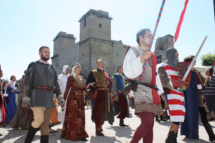 Jousts in Diósgyőr and other programs for the weekend
