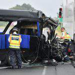 Three die in Hungary road accident in the early hours – UPDATE
