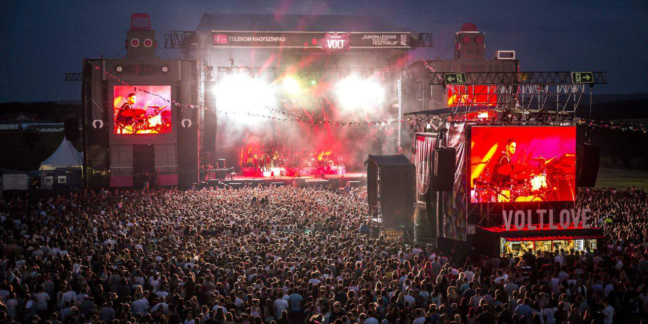 25th Telekom VOLT Festival: 160 thousand guests – PHOTOS