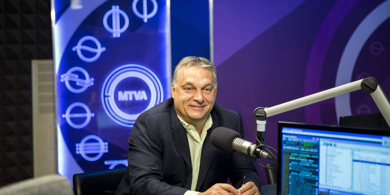 Orbán: Brussels is doing the bidding of Soros