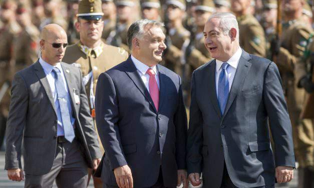 Orbán hosts Israel's PM Netanyahu