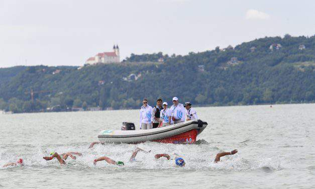 Those beautiful days of Balatonfüred or this is how the World Championships open water swimming went