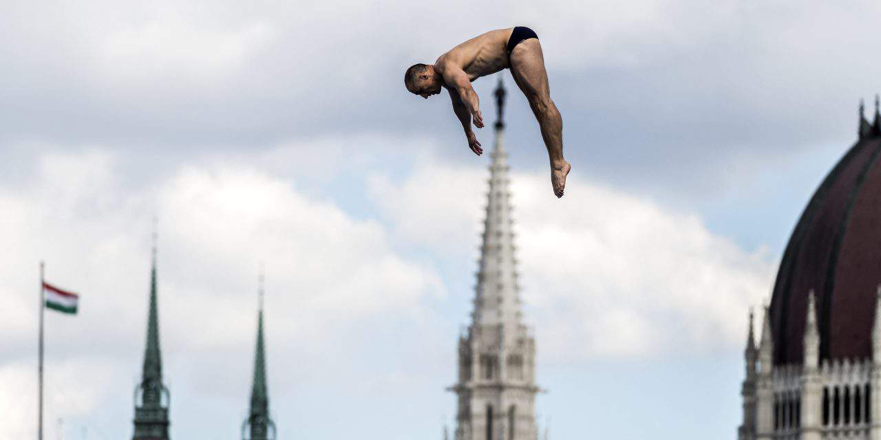 FINA Aquatics, 15th day – Russian and American gold medals in the Duna Aréna, high diving has started