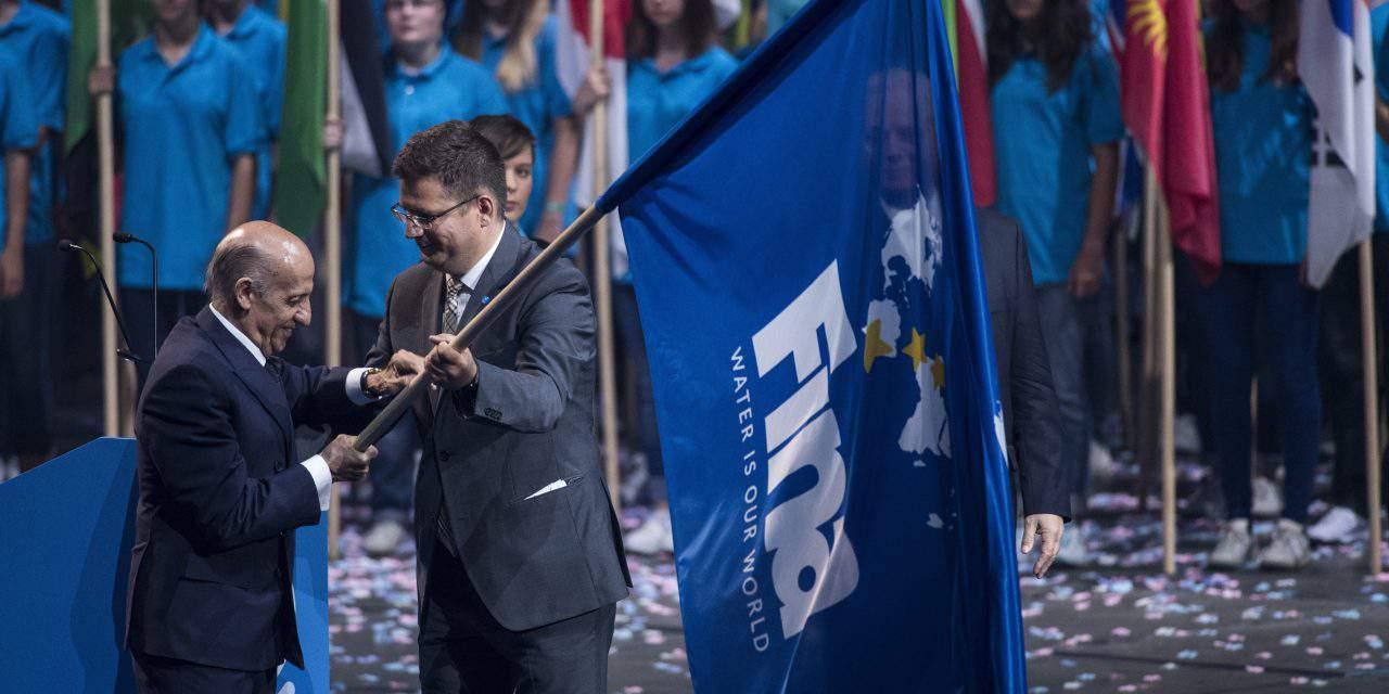 FINA president calls Hungary World Aquatics 'best ever' event