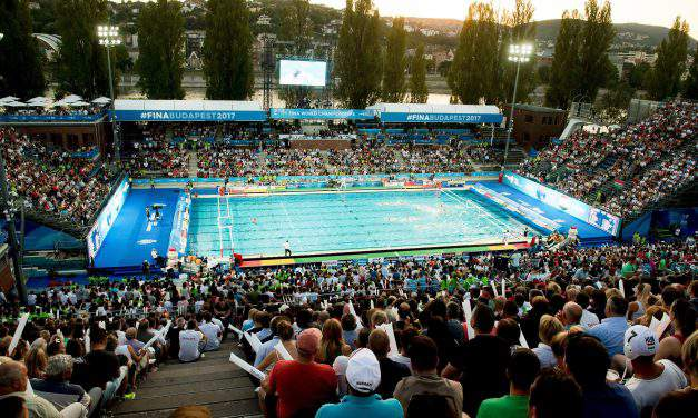 FINA Aquatics 2017, 4th day – Hungarian water polo team started its first game with victory