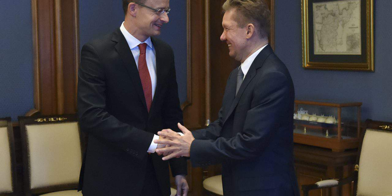 New southern gas pipeline slated for completion by 2019, says Hungarian FM in Moscow