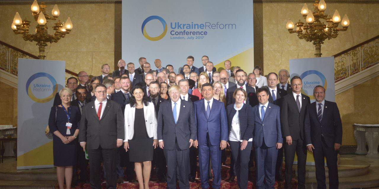 Ukraine Reform Conference in London – Hungary committed supporter of Ukraine reforms