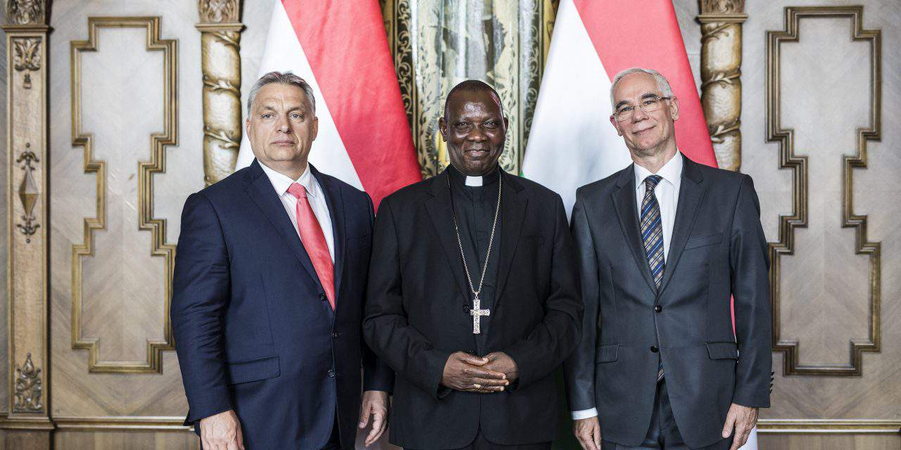 Orbán, Nigerian bishop discuss ways to help persecuted Christians