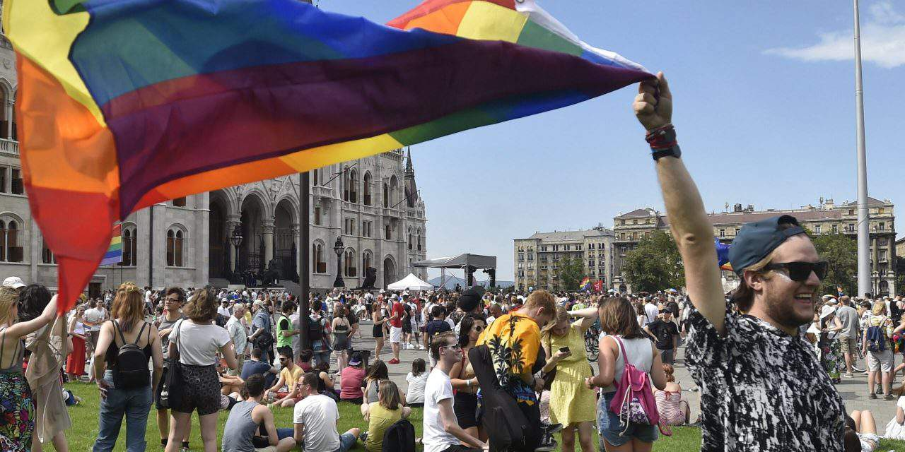 Budapest Pride march held without incidents