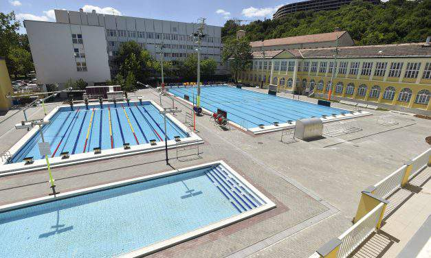 Here are the renewed Palatinus baths and Császár-Komjádi Sports Swimming Pool – PHOTOS