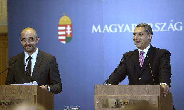 Hungarian government: EU infringement procedures 'could decide country's fate'