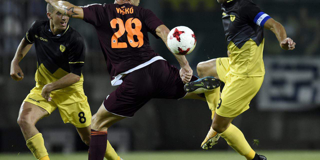 Europa League: Fradi and Vidi safely through but Vasas crash out