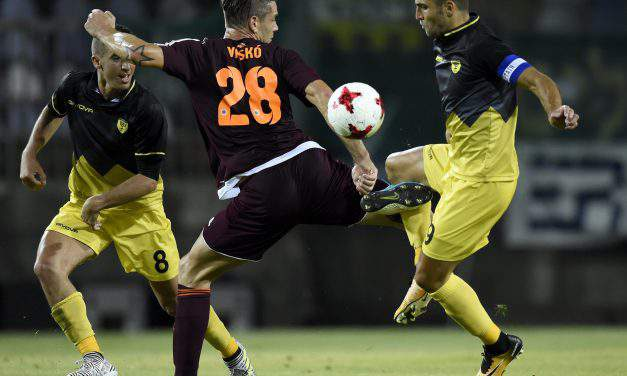 Europa League: Fradi and Vidi safely through but Vasas crash out