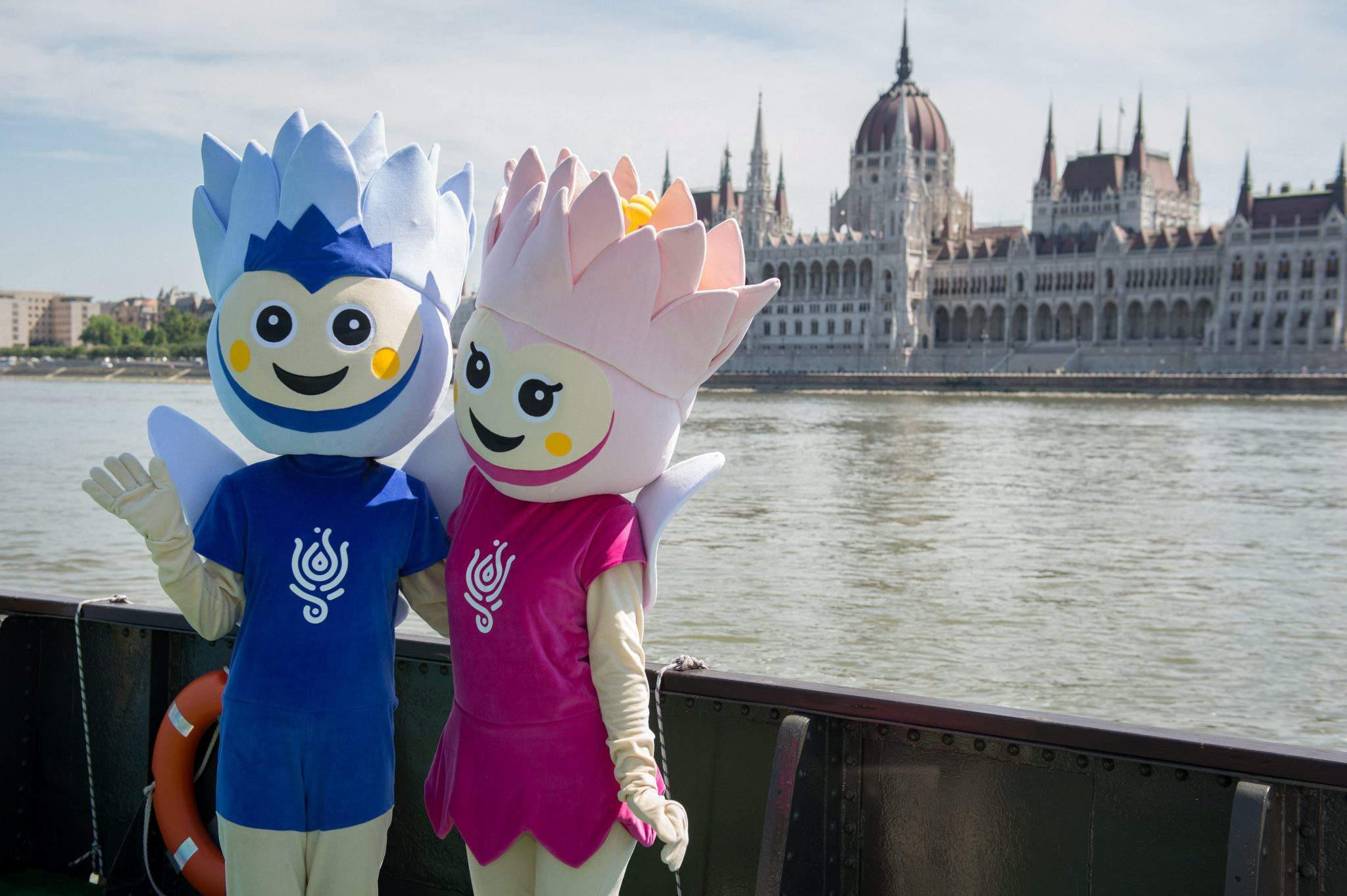 fina Budapest 2017