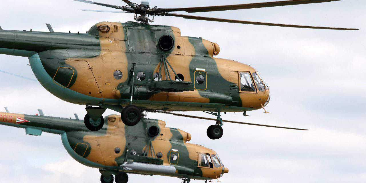 Hungary's Mi-17 helicopters back in service after overhauls