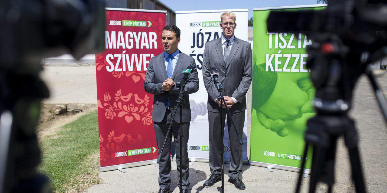 "Jobbik vows to turn Hungary into ""food industry powerhouse"""