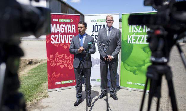 "Jobbik vows to turn Hungary into ""food industry powerhouse"""