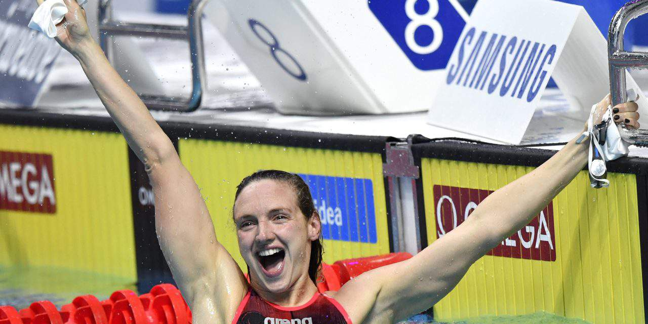 FINA Aquatics 2017, 14th day – Katinka Hosszú won bronze medal, Hungarian water polo team advances to the final at home