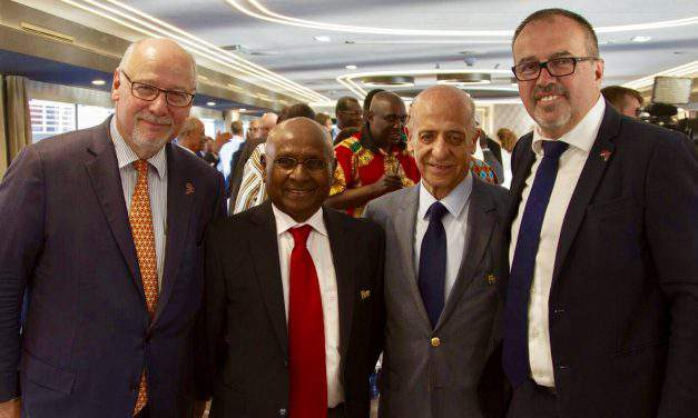 Cooperation agreement signed with the African Swimming Confederation