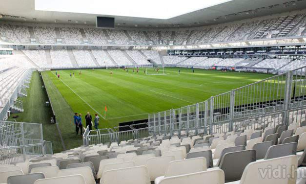 Europa League Q3: Videoton squad arrives in Bordeaux