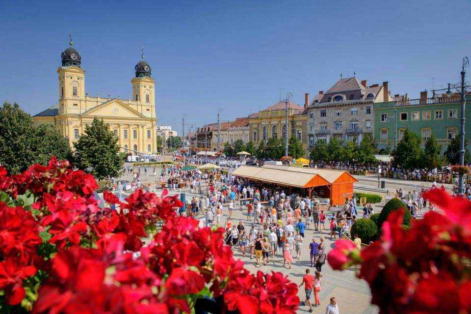 The 15 wonders of Debrecen