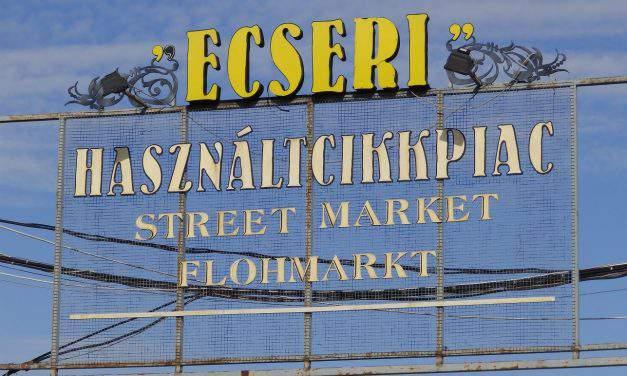Time travel and hidden treasures – the Ecseri Flea Market