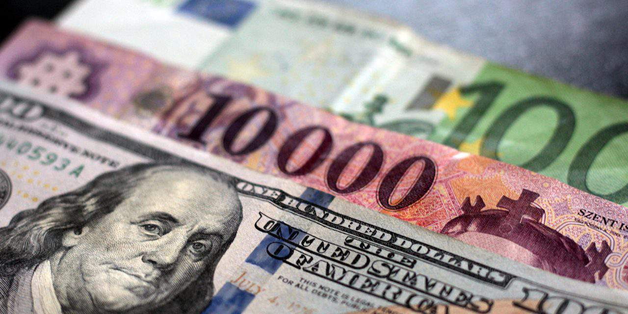 Currency exchange – Hungarian forint – 7 February 2019