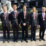 Hungarian success at the International Physics Olympiad