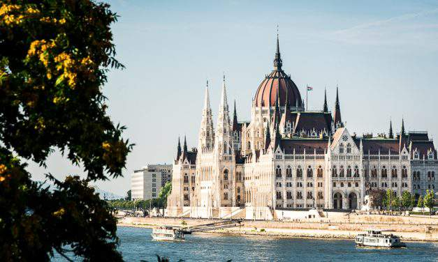 The top districts of Budapest, according to Lonely Planet