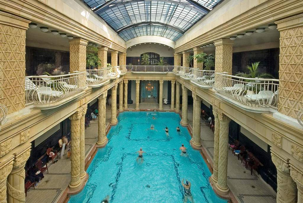 4+1 facts about the 100-year-old Gellért Bath you did not know ...