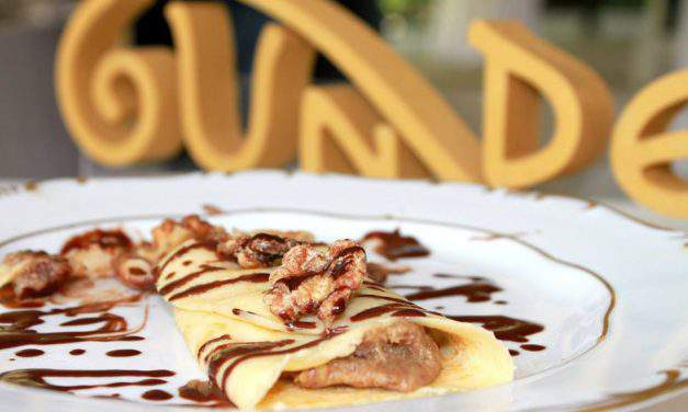 Recipe of the week: Gundel pancake