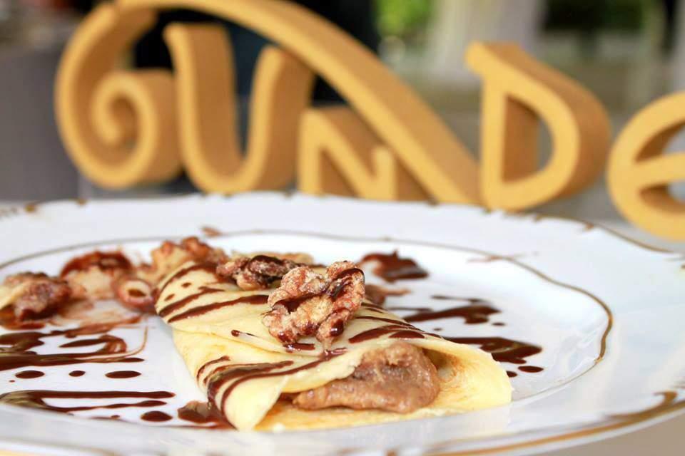 Recipe of the week: Gundel pancake