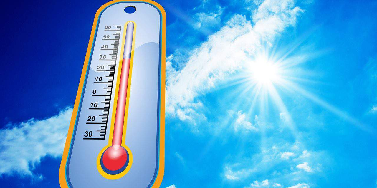Health authority issues heat alert till Sunday