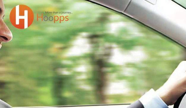 Hoopps, the new Uber of Budapest